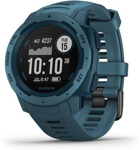 Ručni sat Garmin Garmin Instinct Blue Optic