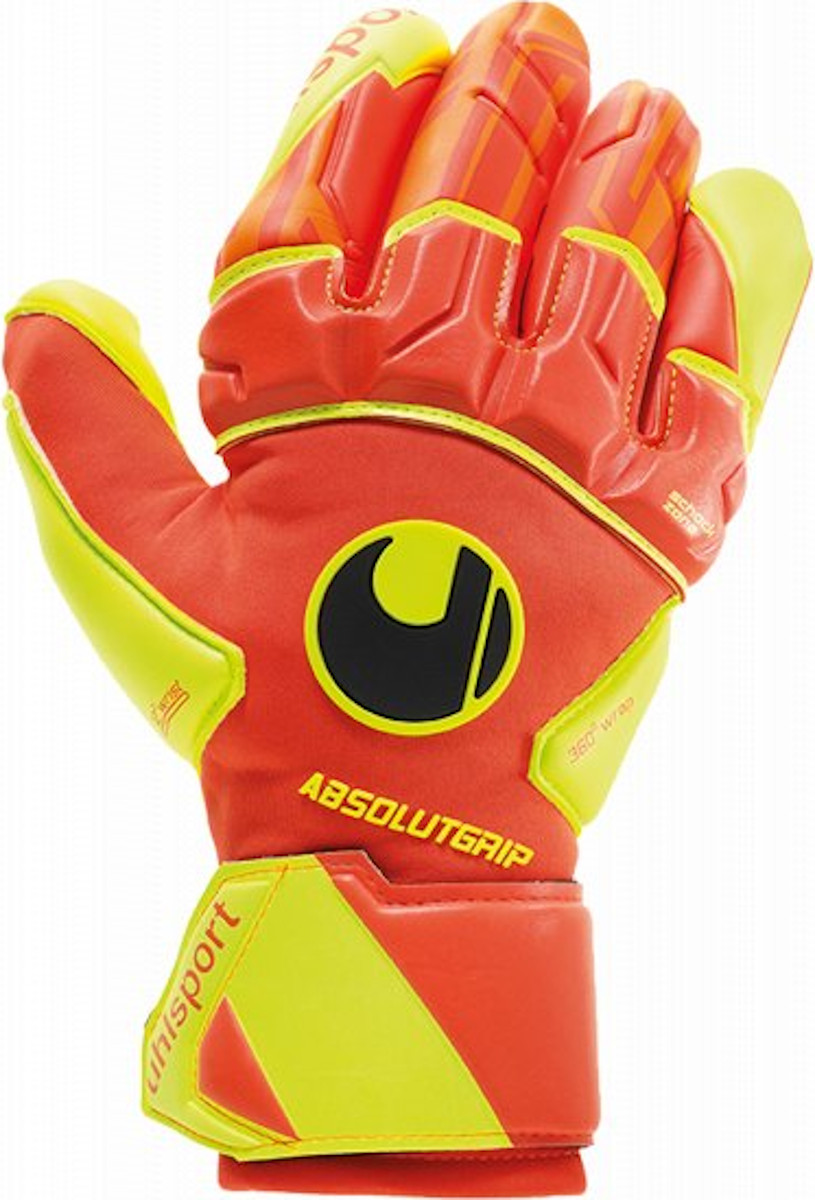 Golmanske rukavice Uhlsport Dyn.Impulse Absolutgrip TW glove