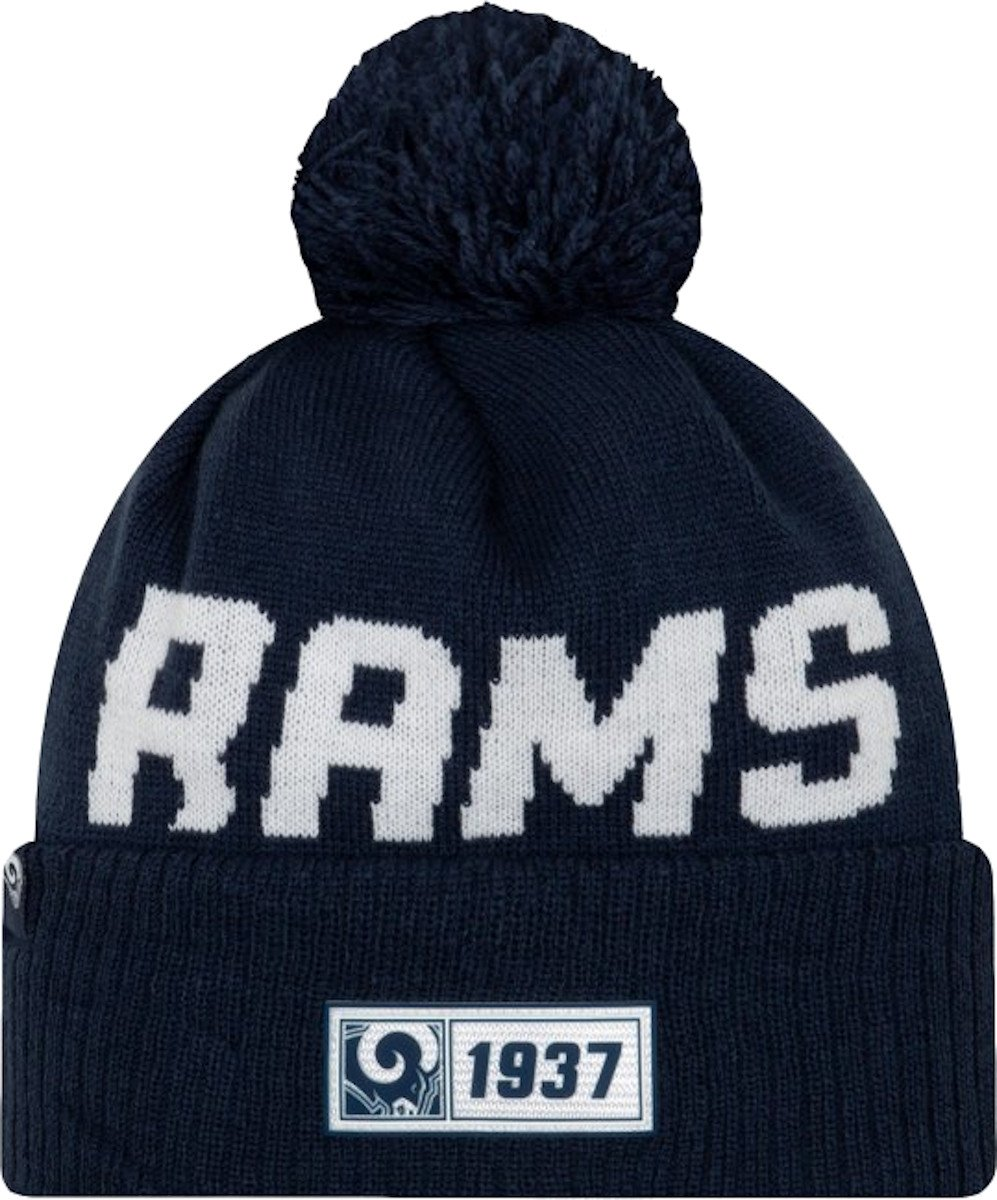Kape New Era LA Rams RD Knitted Cap