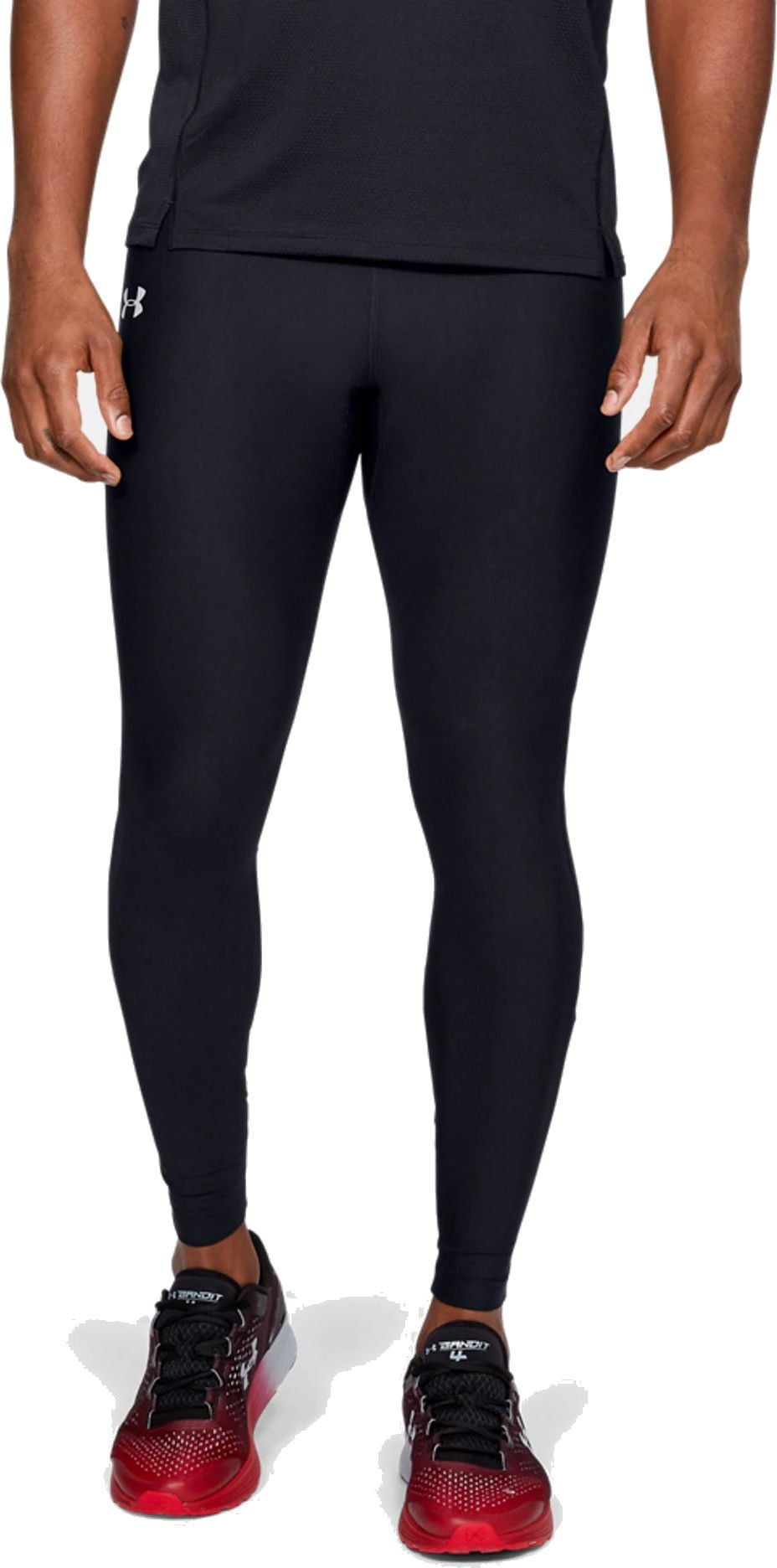 Hlače Under Armour UA QUALIFIER HEATGEAR TIGHT