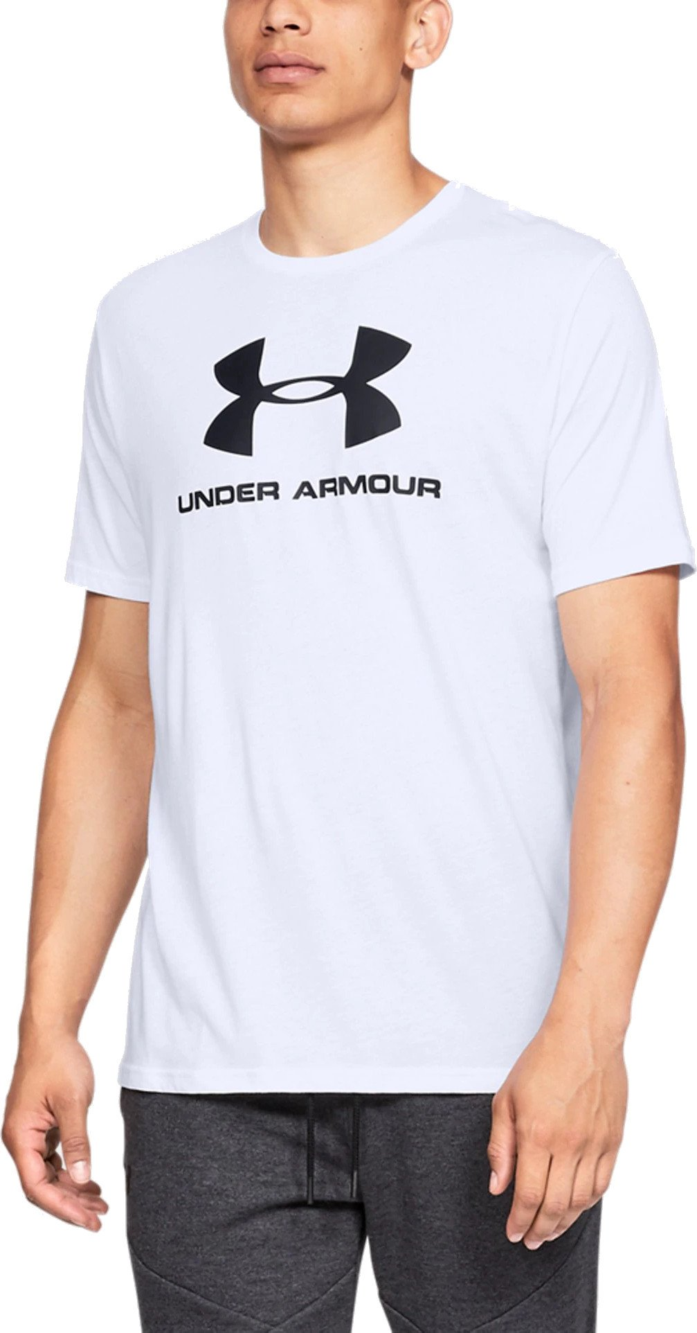 Majica Under Armour UA SPORTSTYLE LOGO SS