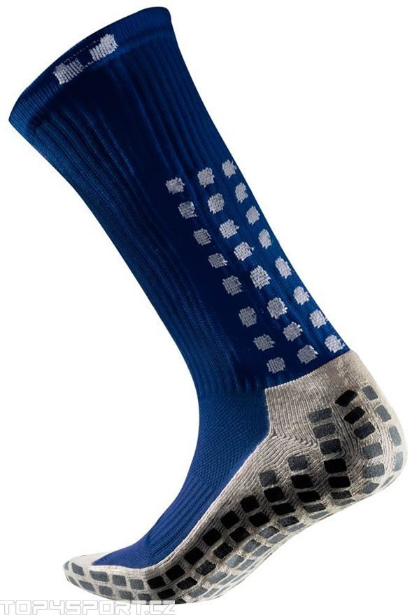 Čarape Trusox CRW300 Mid-Calf Thin Royal Blue